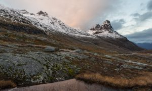 Bispen and Finnan, Mountain, Norway – Landscape Photography