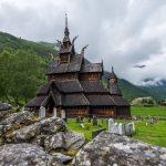 Borgung, Stabkirche, Stave Church, Norway – Landscape Photography