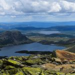 View from Gaustatoppen, Heddersvatn, Norway – Landscape Photography