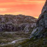Sunrise over Lysevegen near Lysefjord, Norway – Landscape Photography