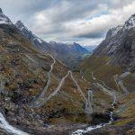Trollsigen road and Bispen mountain, Norway – Landscape Photography