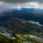 View from Gaustatoppen, Norway – Landscape Photography